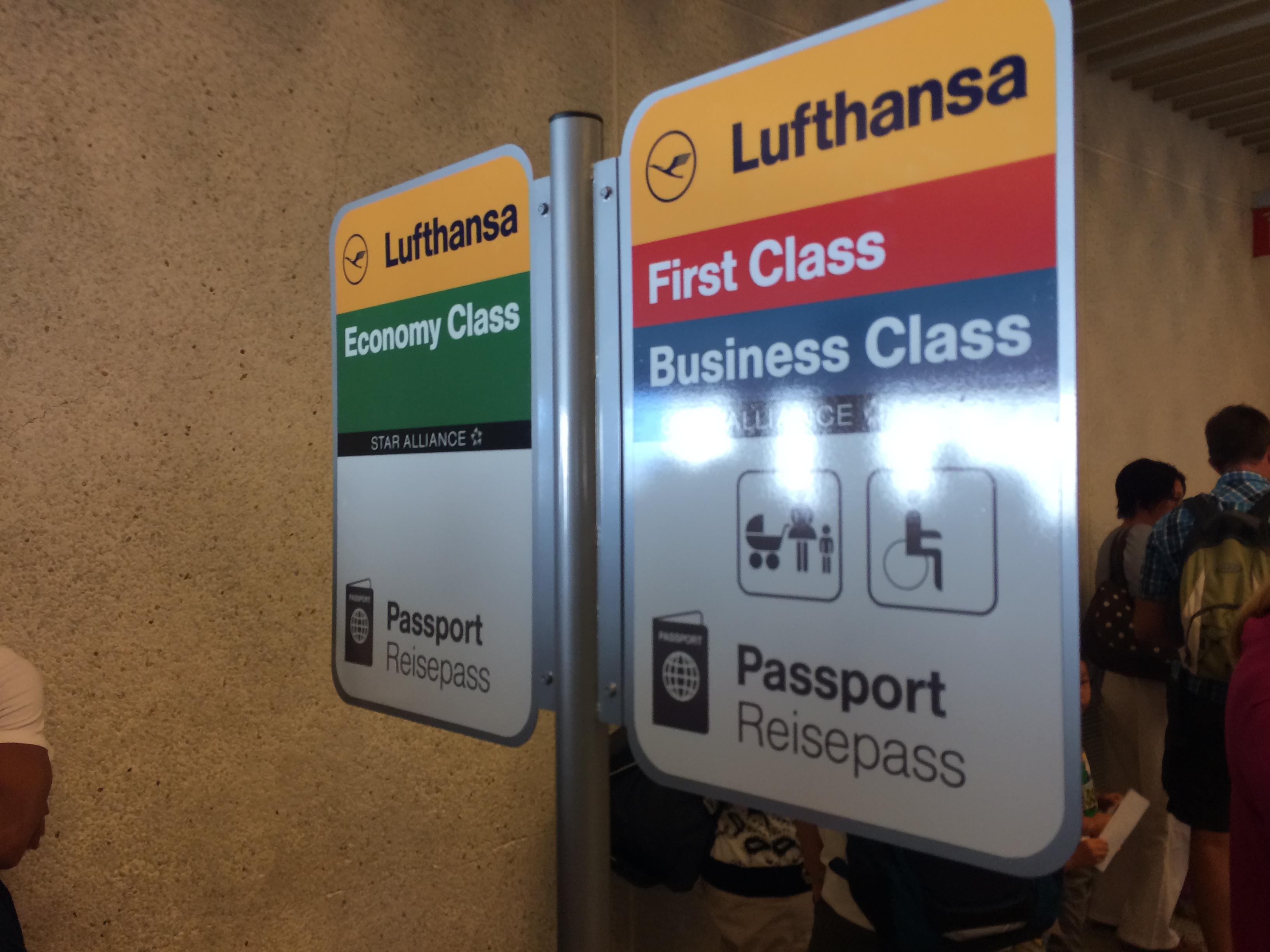 Trip Report Lufthansa Business Class Palma De Mallorca Nach