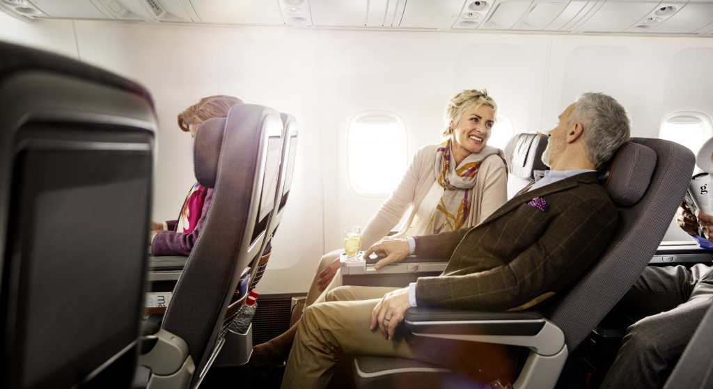 Lufthansa Premium Economy Class Angebote: Produkt