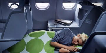 Günstige Finnair Business Class Flüge nach asien