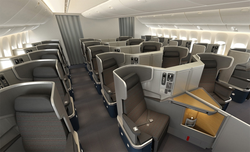 Oneworld Business Class Sale in die USA