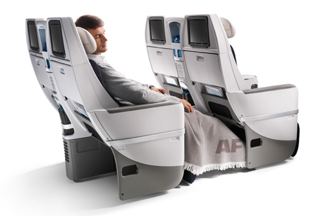 InsideDeals Air France Premium Economy Class
