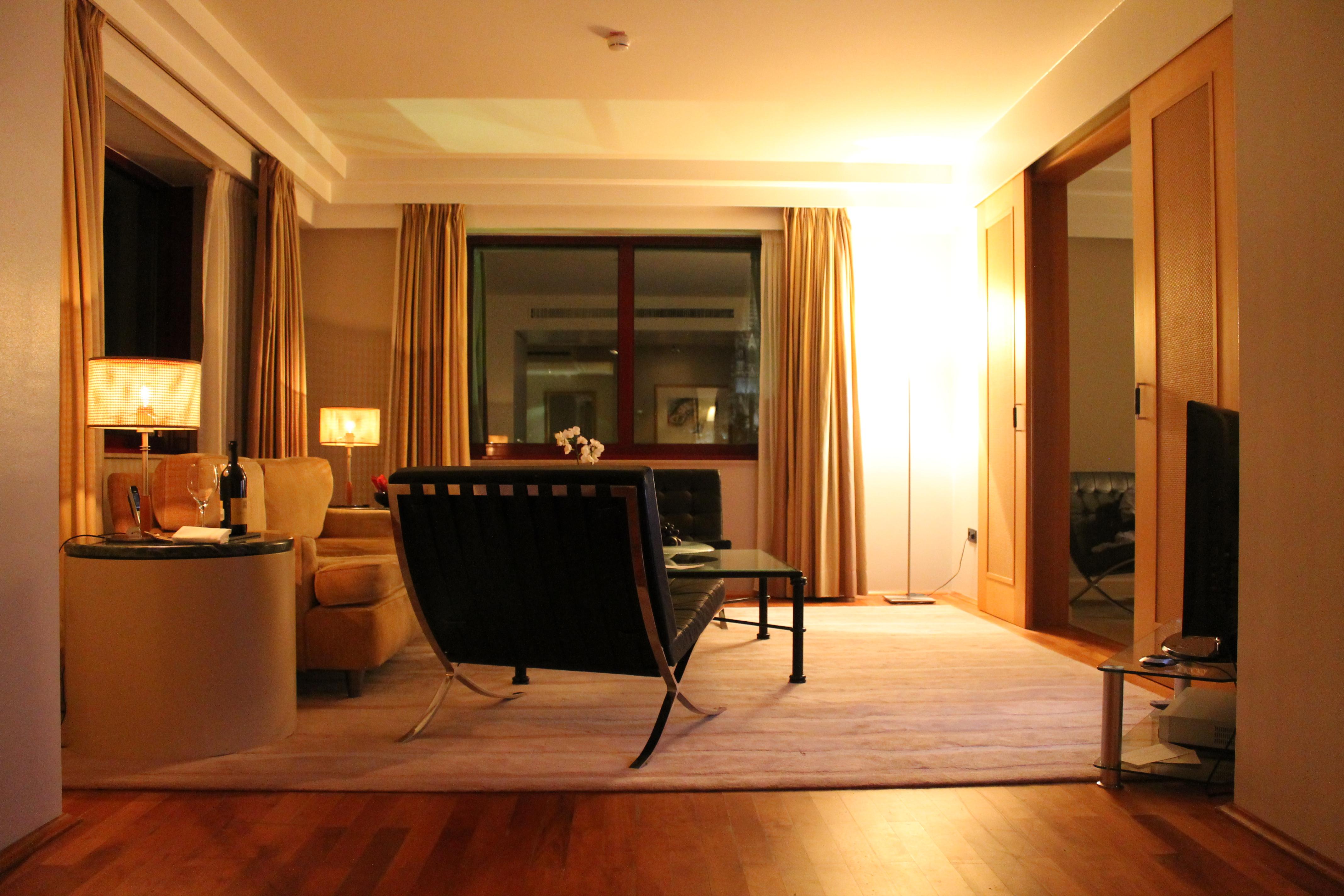 Suite im Hyatt Regency Köln