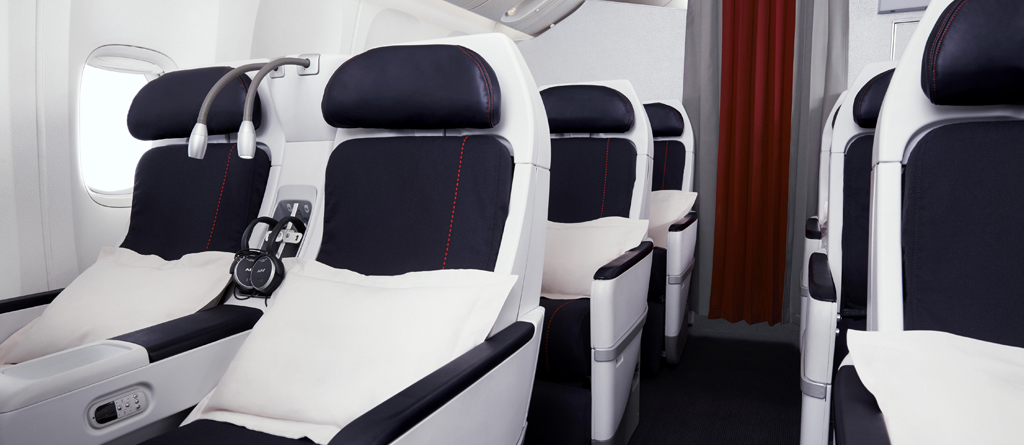 Air France Premium Economy Class Sale in die USA