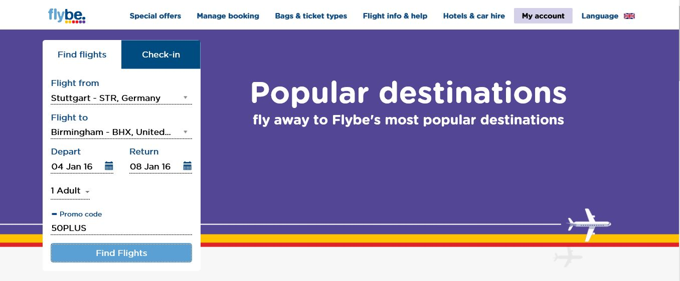FlyBe2