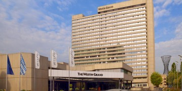 SPG Hot Escapes - The Westin Grand München