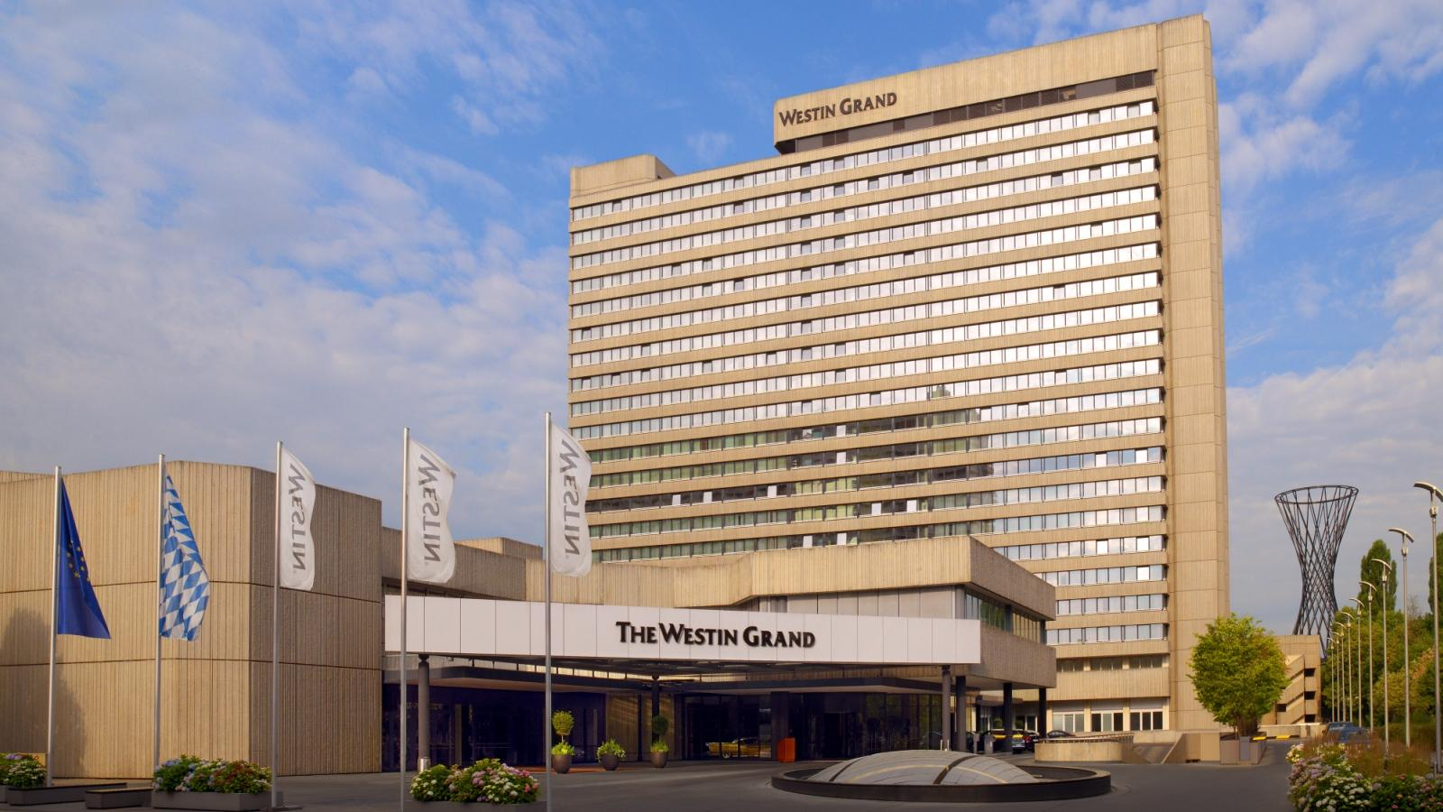 SPG Limited Time Sale Westin Grand München