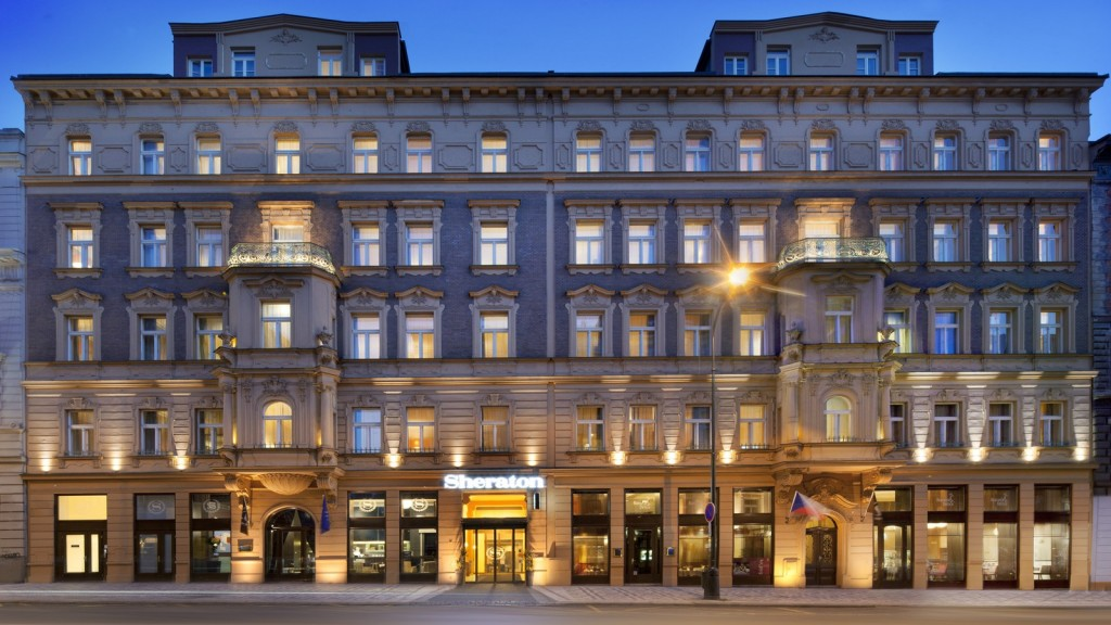 SPG Hot Escapes: Sheraton Prague