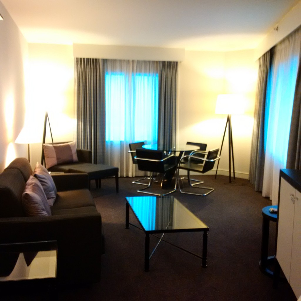 Sheraton Amsterdam Airport: One Bedroom Suite