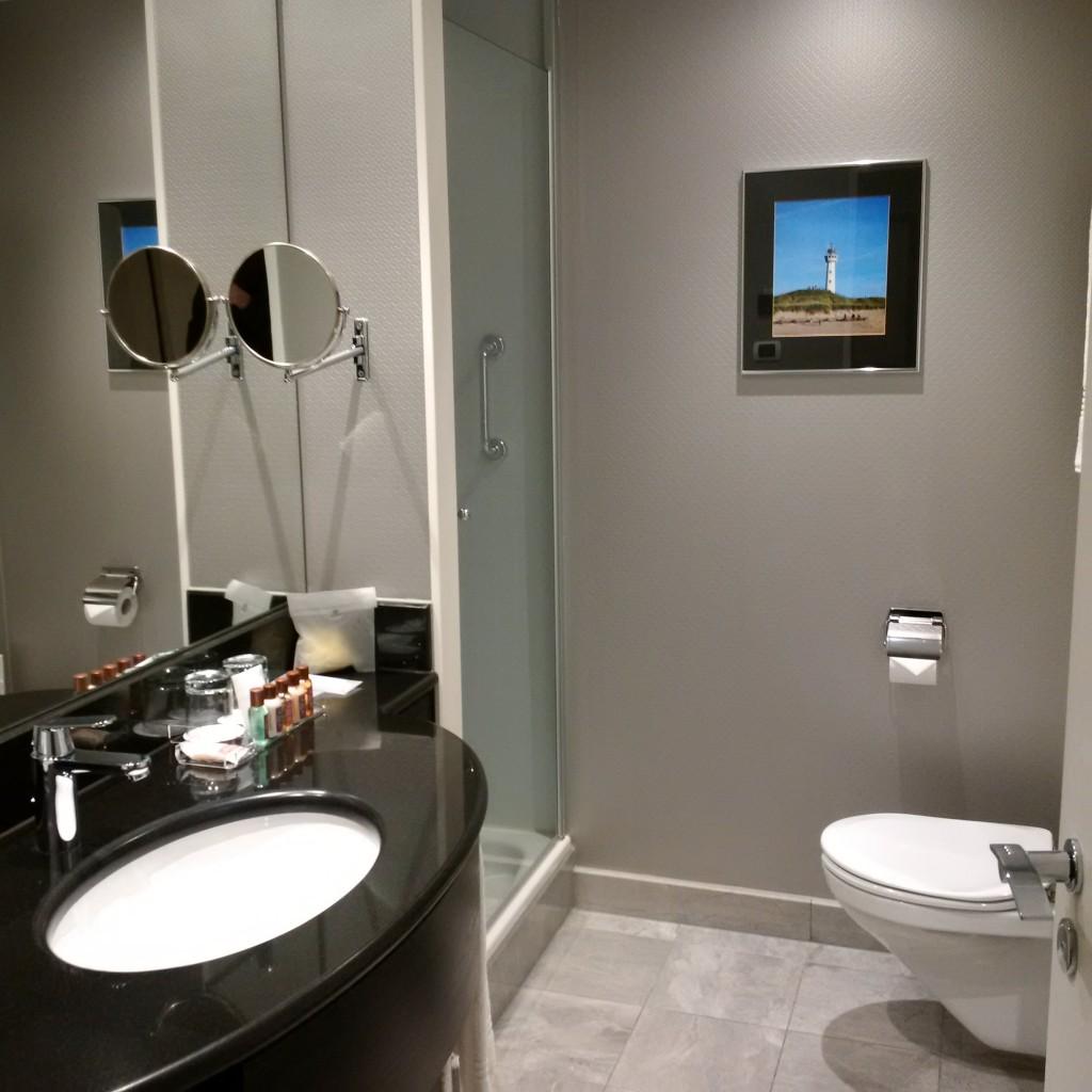 Sheraton Amsterdam Airport: Badezimmer