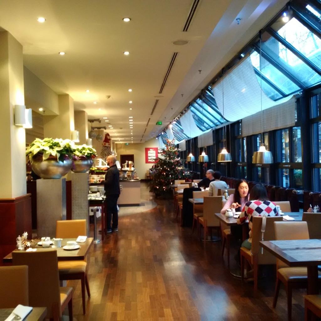 Le Méridien Frankfurt Restaurant