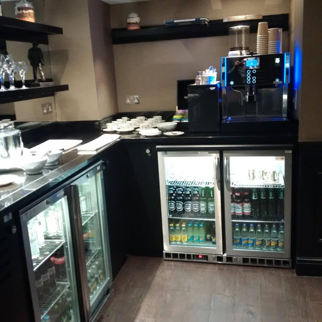 Hyatt Regency London The Churchill Lounge