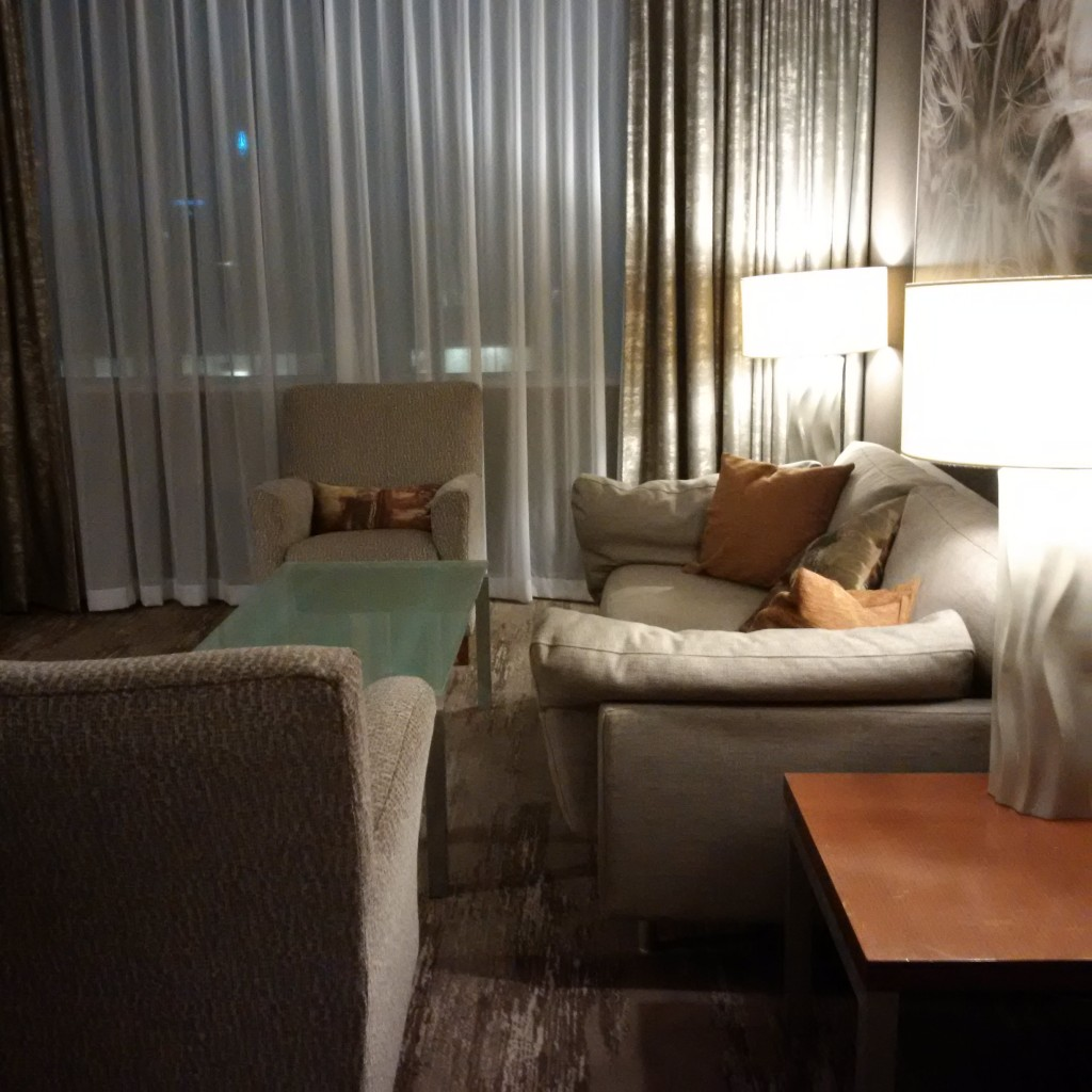 Westin Warsaw: Executive Suite