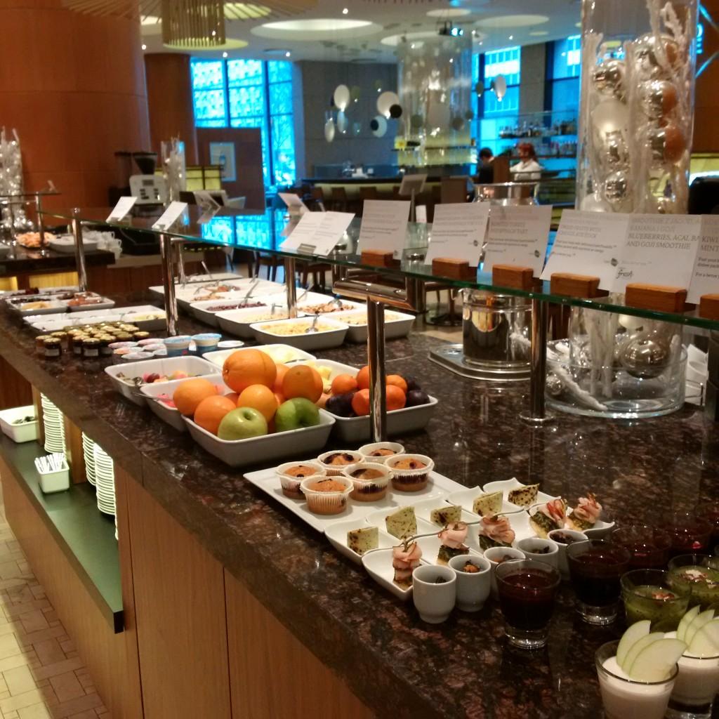 Westin Warsaw: Frühstück