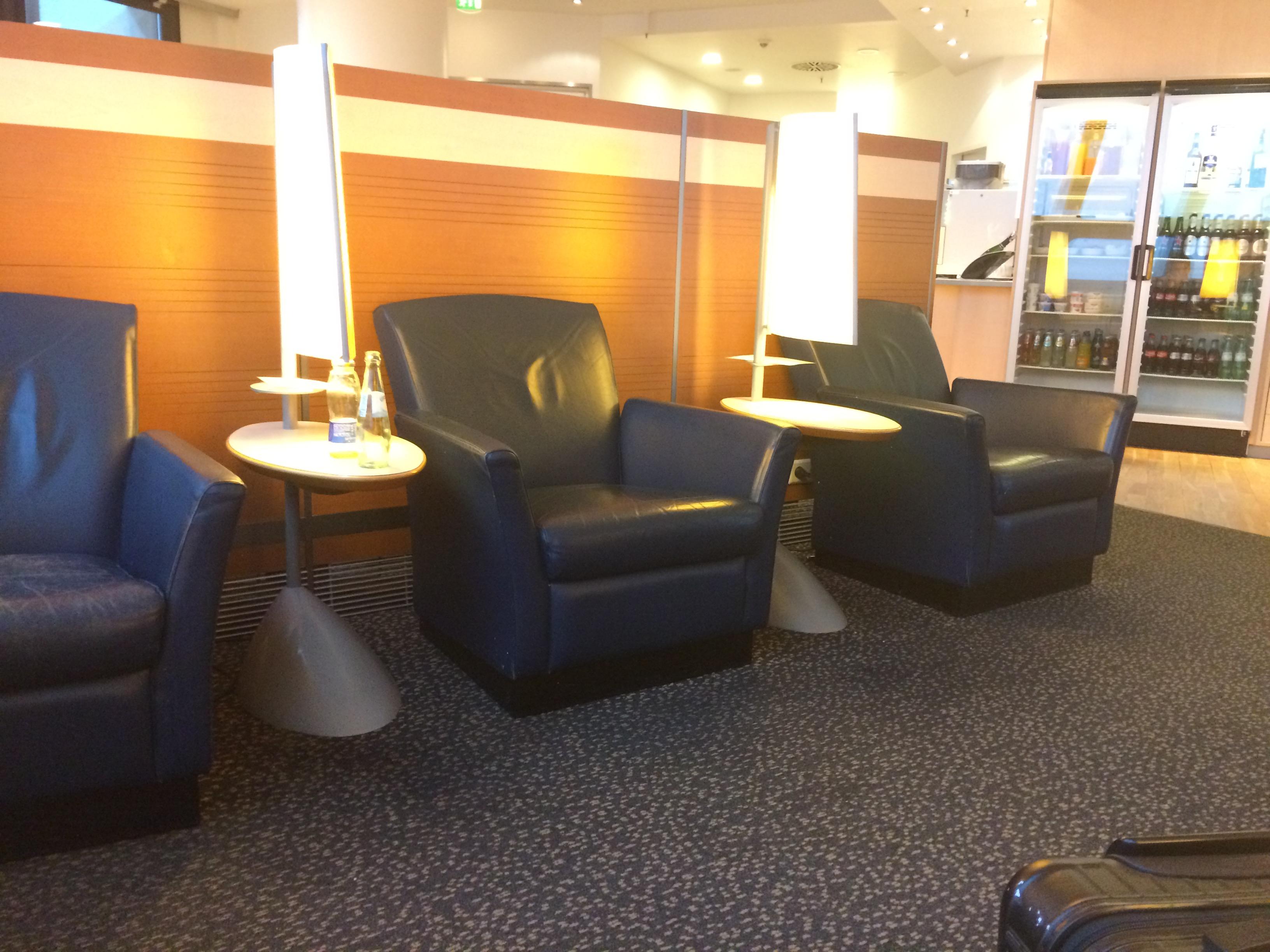 Review: Air France Lounge Berlin Tegel - InsideFlyer DE