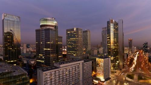 Westin-Warsaw-Panorama-Warsaw-view