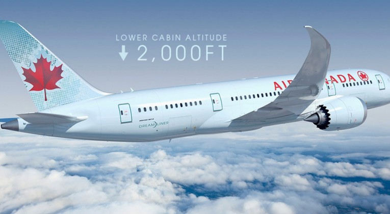 Air Canada Business Class Angebote