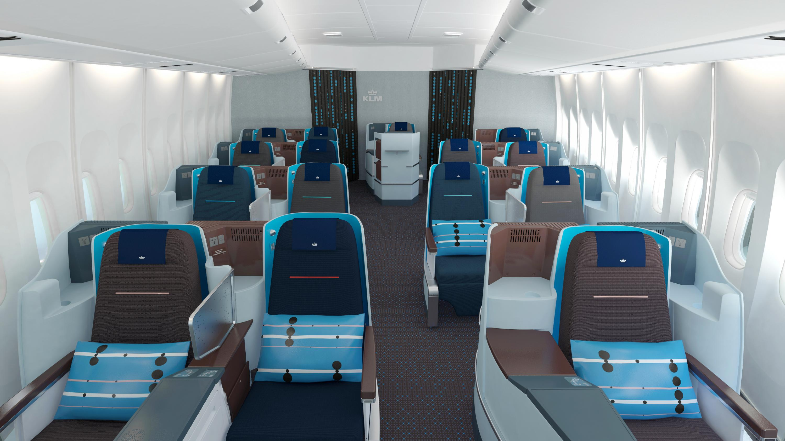 SkyTeam Business Class Angebote