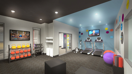 Tru by Hilton - Fitness