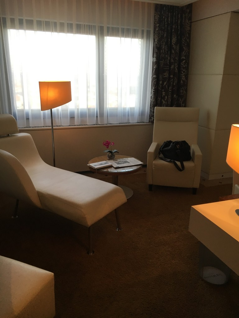 Westin Leipzig: Junior Suite