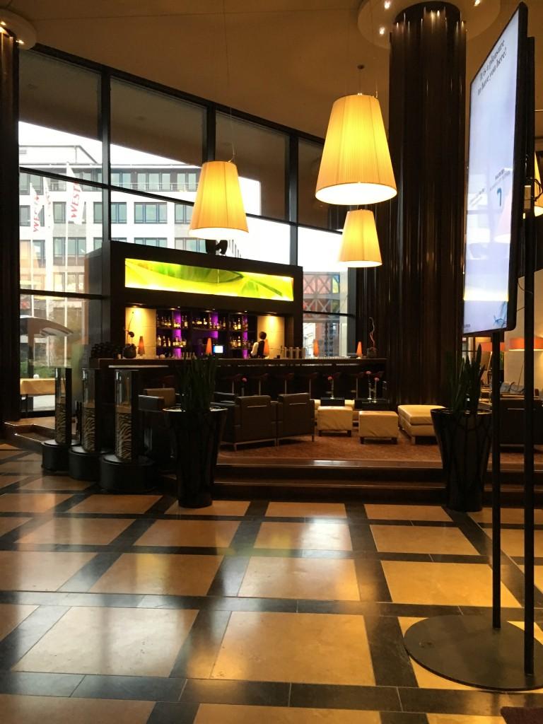 Westin Leipzig: Shinto Lounge
