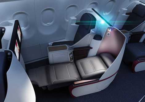 Qatar Airways Business Class A320