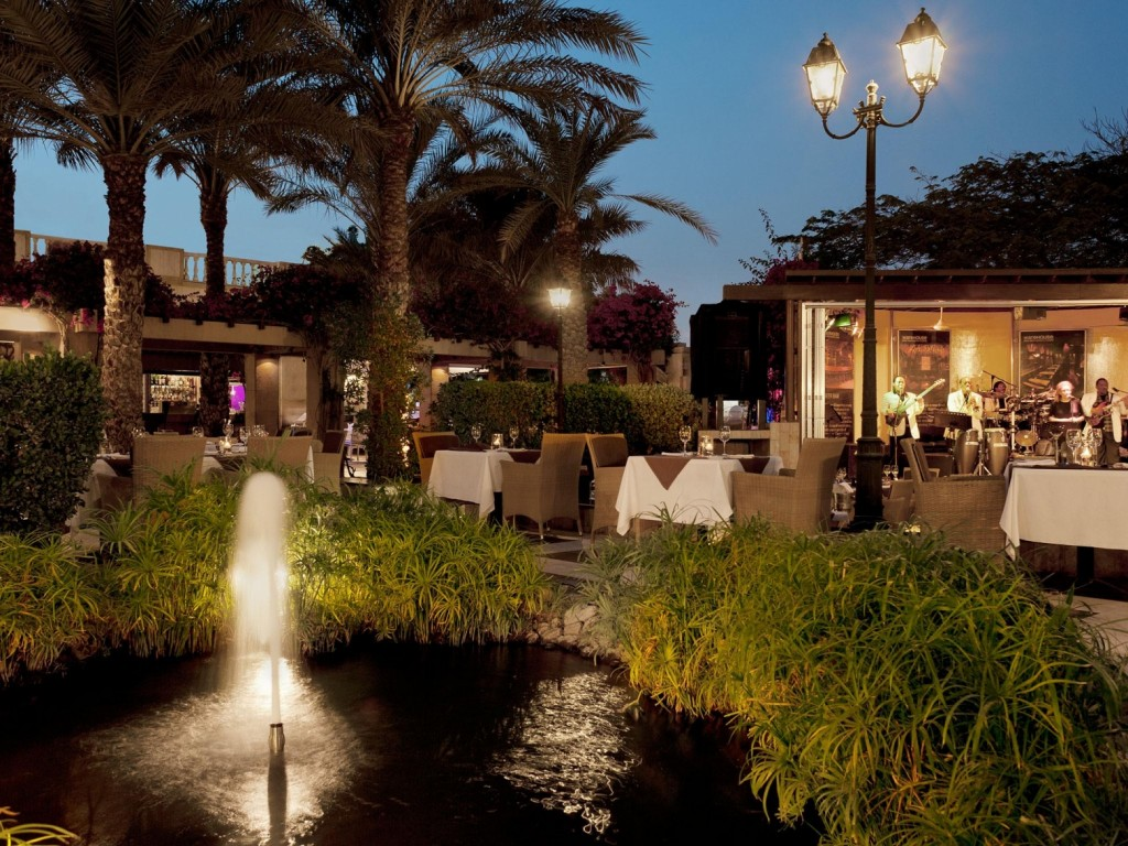 SPG Hot Escapes: Le Méridien Dubai Village