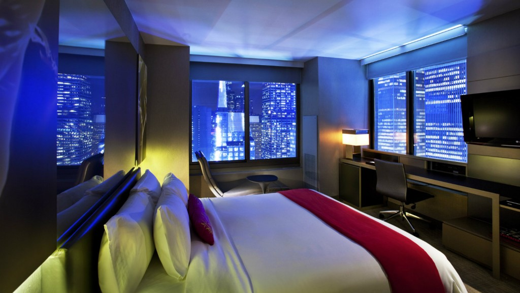 SPG Hot Escapes - W New York