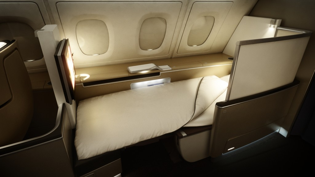 Lufthansa First Class Angebote ab Luxemburg