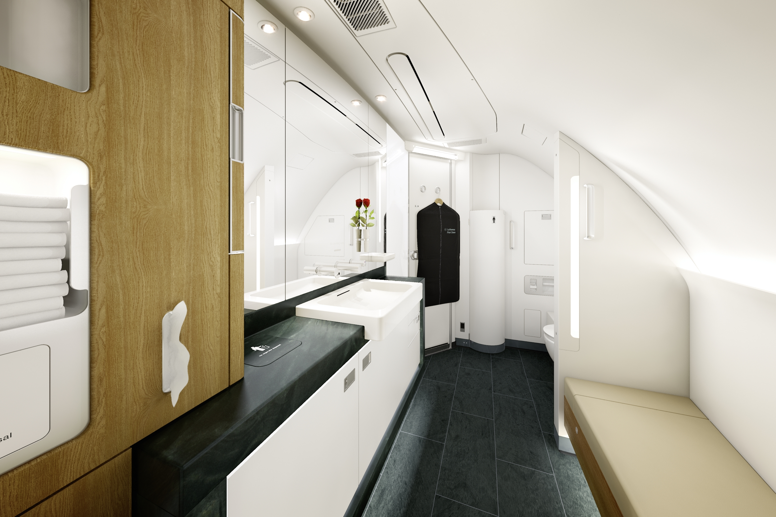 lufthansa first class angebote ab dublin insideflyer de. Black Bedroom Furniture Sets. Home Design Ideas