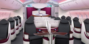 Qatar Airways Business Class Partner Sale
