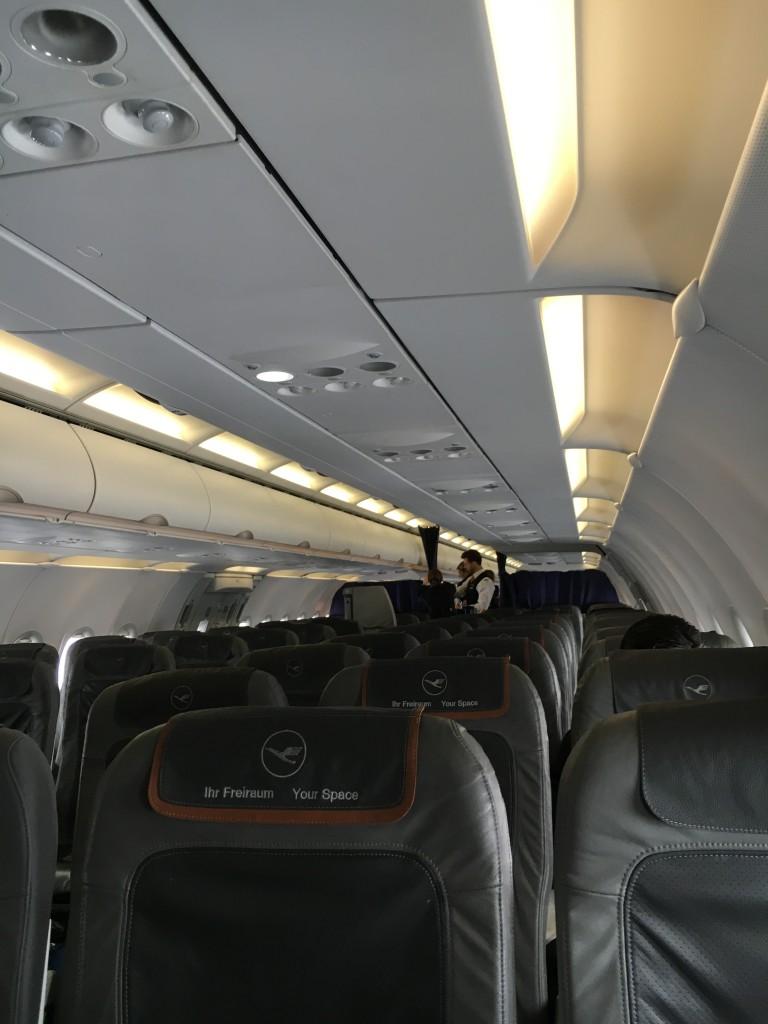 Lufthansa Business Class - Airbus A321