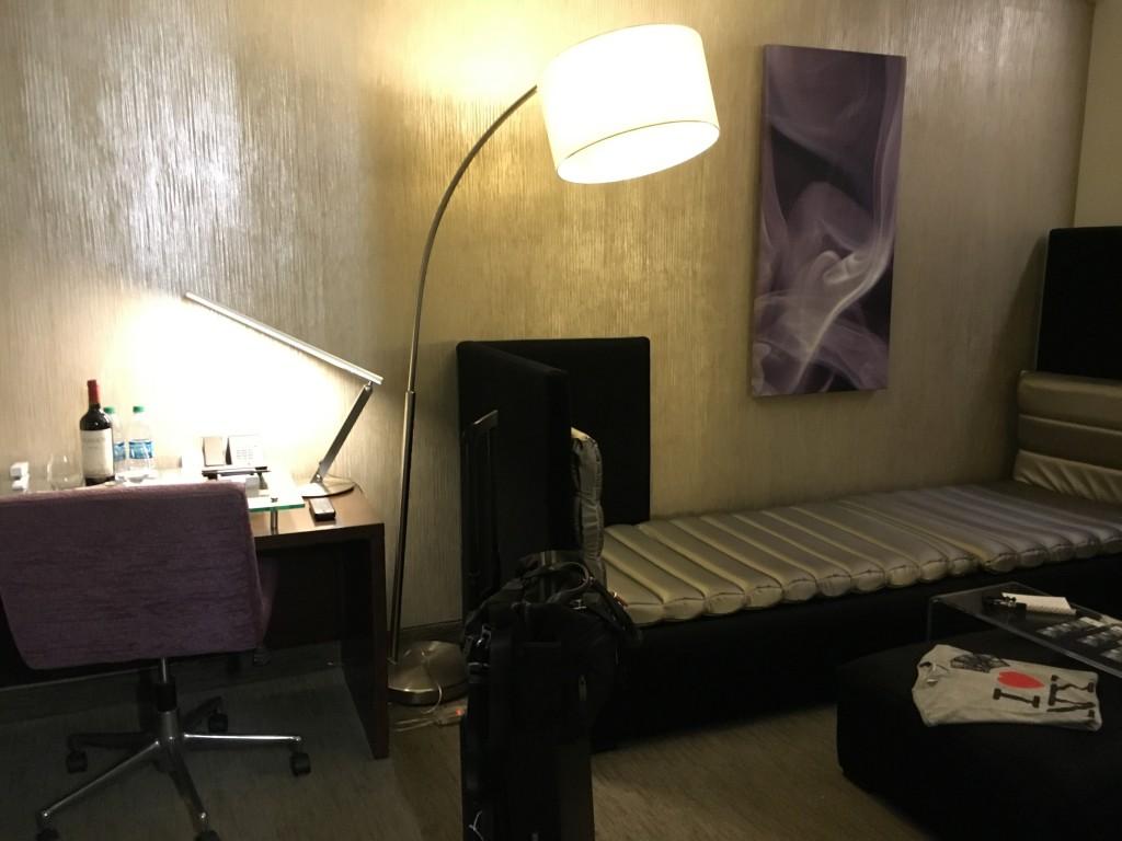 Fantastic Suite im W New York - Wohnzimmer