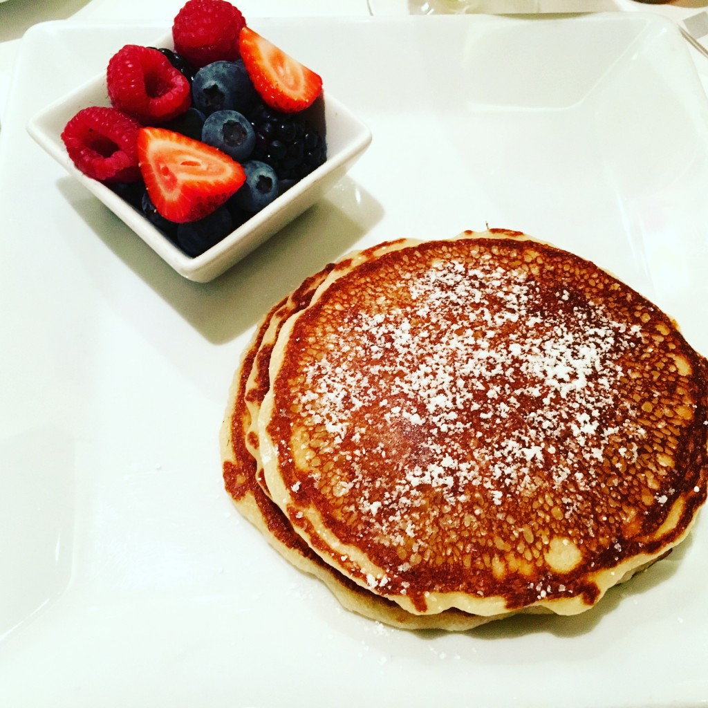 W New York - Frühstück