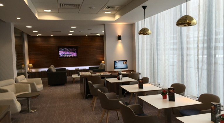 DoubleTree London Islington Executive Lounge