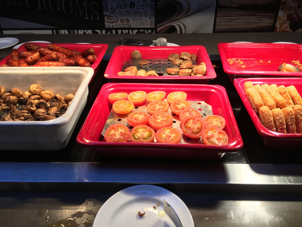 DoubleTree London Islington - Frühstück
