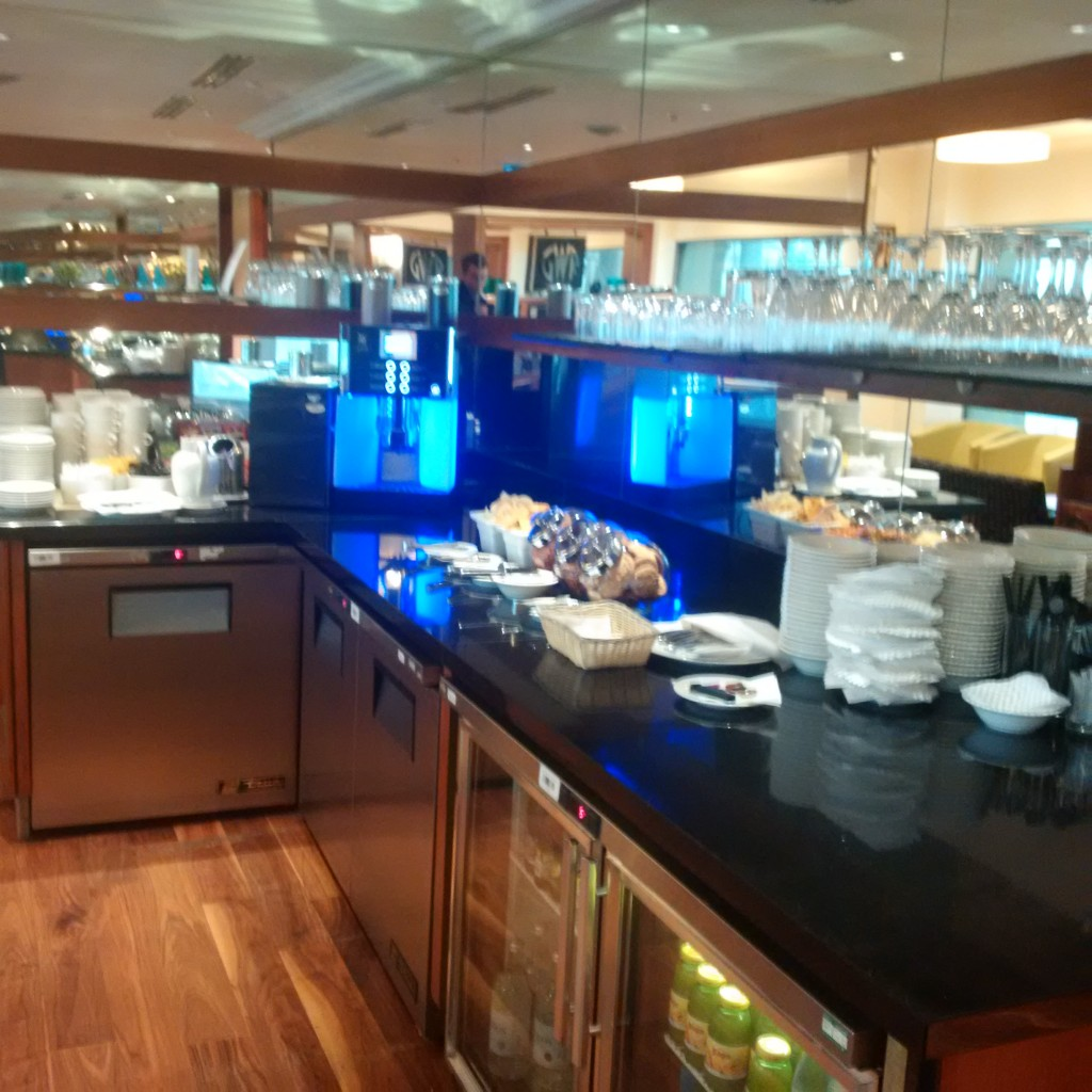 Hilton London Paddington - Executive Lounge