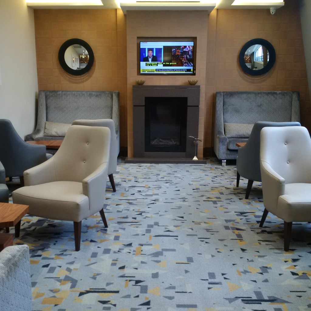 Hilton London Paddington - GWR Towers Lounge