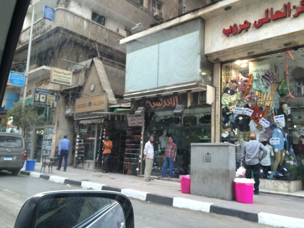 Kairo Downtown