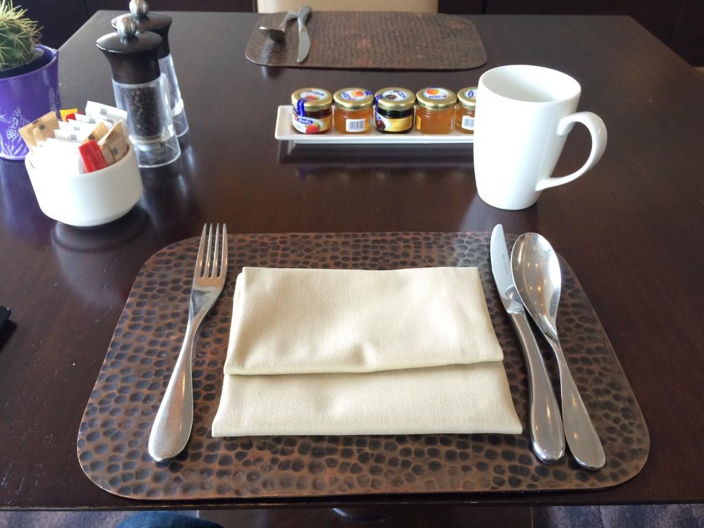 Conrad Cairo - Frühstück