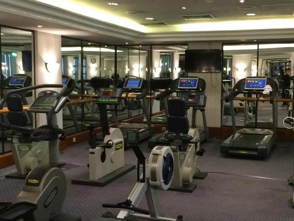 Conrad Cairo - Gym