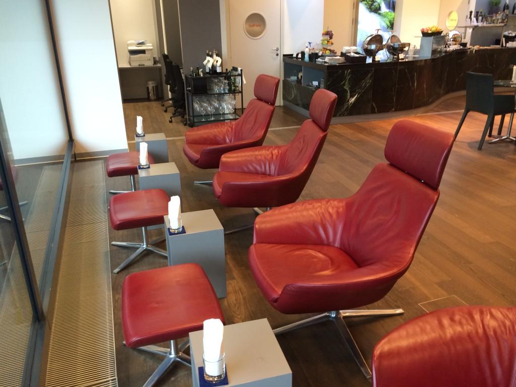 Austrian HON Circle Lounge Ruhesessel