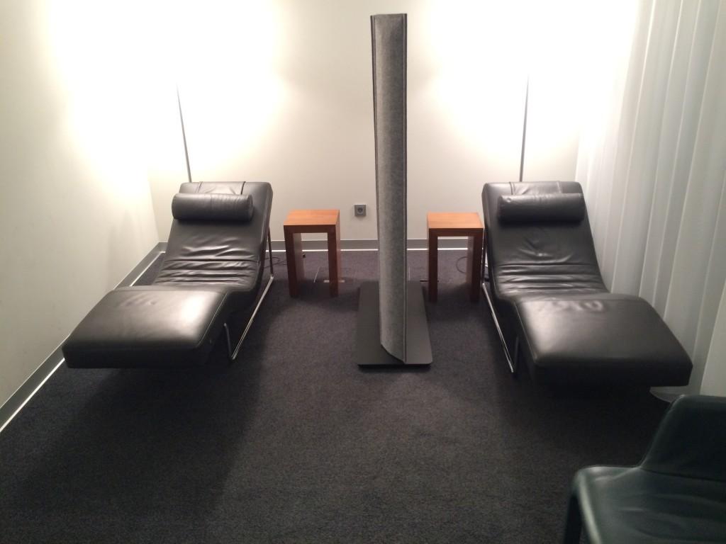 Austrian HON Circle Lounge Ruhebereich