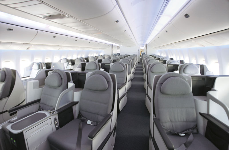 Air China Business Class Sale nach Asien