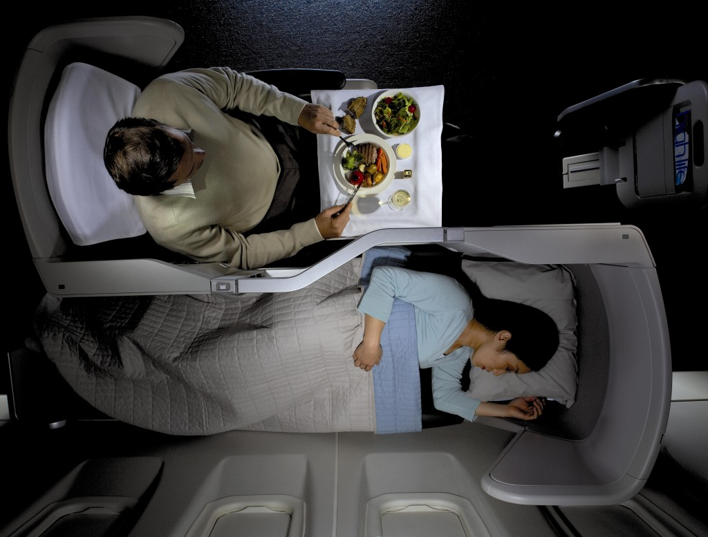 oneworld Business Class Angebote British Airways