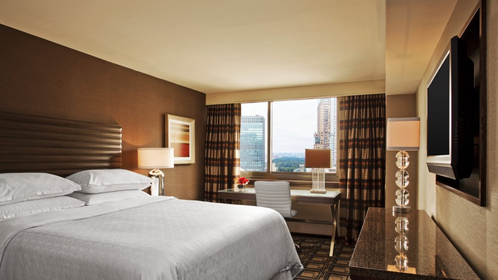 SPG Hot Escapes - Sheraton New York Times Square