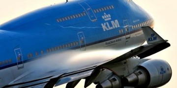Business Class in die Karibik - KLM