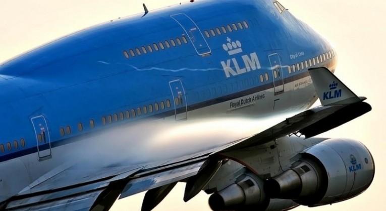 Business Class in die Karibik - KLM