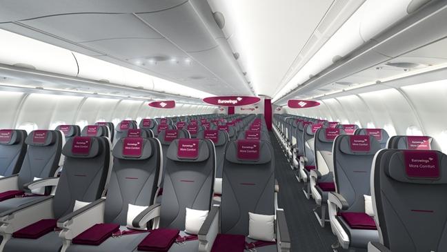 Eurowings_Cabin_Interkont_More Comfort