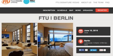 Frequent Traveler University Berlin