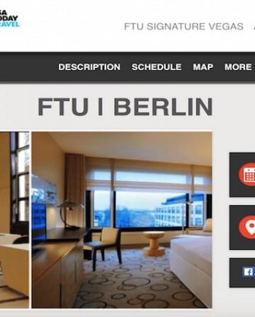 Frequent Traveler University Berlin